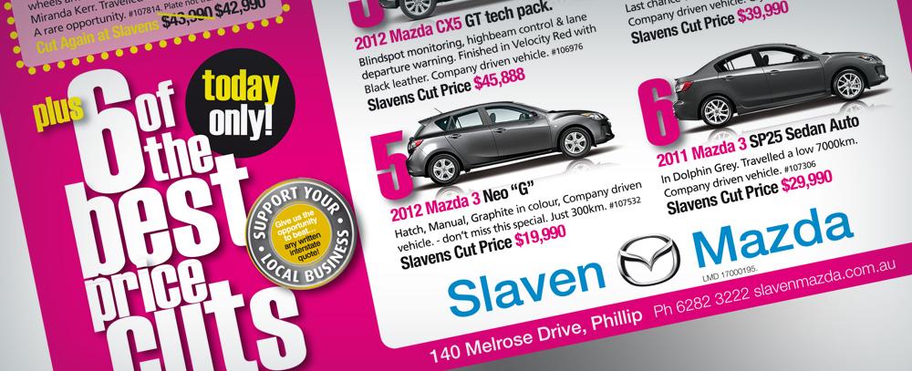 Slaven Mazda